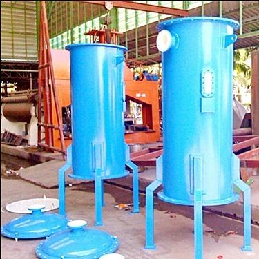 11-Steel Filter Tank