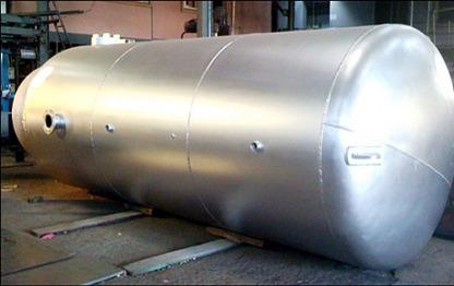 12-Steel Air Tank