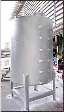 18 Steel Oil Tank