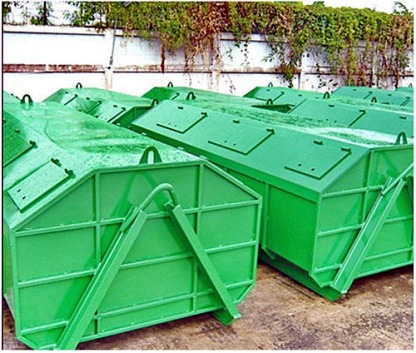 23 Waste Tank
