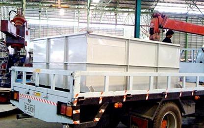 30 Steel Water Tank