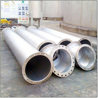 1 Stainless Duct