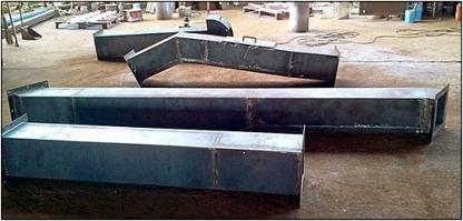 6 Steel Duct